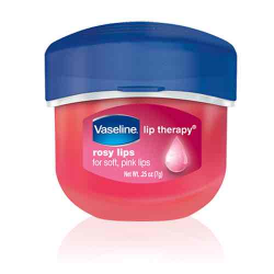 Vaseline mini pink lip treatment