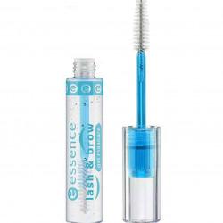 Essence transparent mascara for eyelashes and eyebrows
