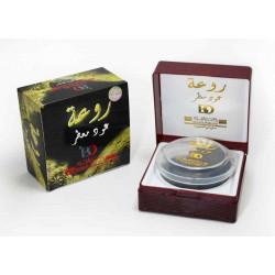 Incense splendor of oud perfumed with banafa for oud