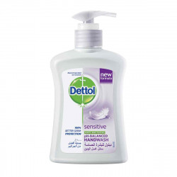 Hand Lotion and Dettol Body For Sensitive Skin 200 ml