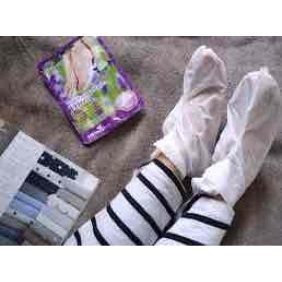 Magic Socks Foot Peeling Lavender