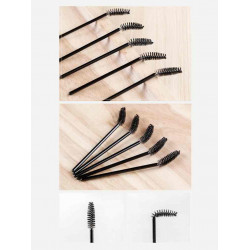 10 pcs Brush eyelashes and eyebrows for your own mixture, or arrangement،